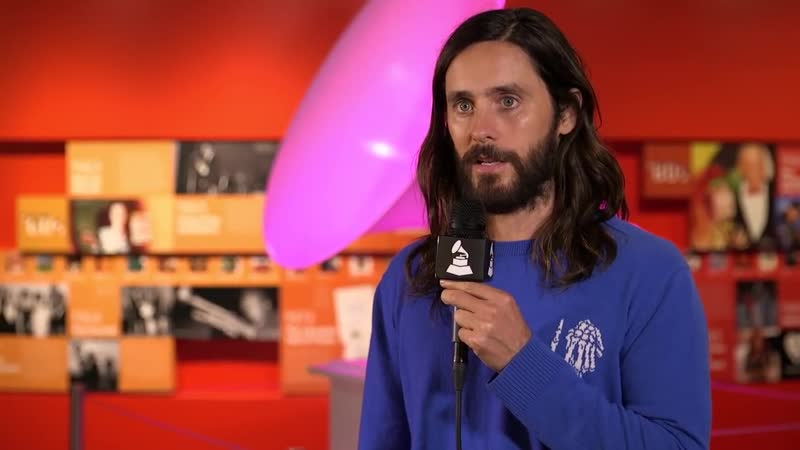 Jared Leto On America Embracing New Sounds Halsey Collab GRAMMY Museum