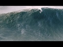 Monster Wave: Alex Botelho @ Nazaré, Portugal - 2018-01-06 - Biggest Paddle Ever [Surf, Big Waves]