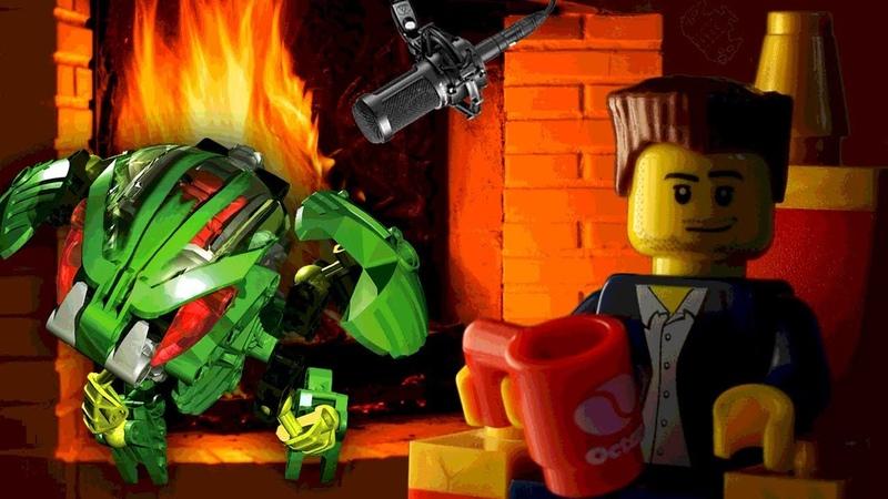 Посиделки с АВ 31 Интервью с Леваком мод для Skyrim Legend of the Toa сайт BallJoints Лего