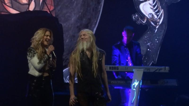 Delain - Sing To Me (Live Santiago, Chile) (03 de Octubre 2018) 1080p