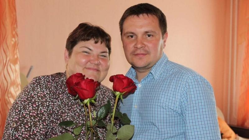Фарфоровая свадьба Волеговых...или 20 лет вместе