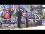 Александр Бурков отпраздновал день рождения Любинского района вместе с его жителями