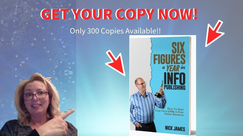 6 Figures A Year Info Publishing Full Product Review