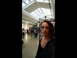 Даня Дунай - на выставке Покраса 2018 2