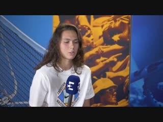 «Когда Федерер заходит, время останавливается». Вихлянцева выбрала супергероев из теннисистов