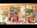 Бийские дети посвятили рисунки огнеборцам (Будни, 20.11.18г., Бийское телевидение)