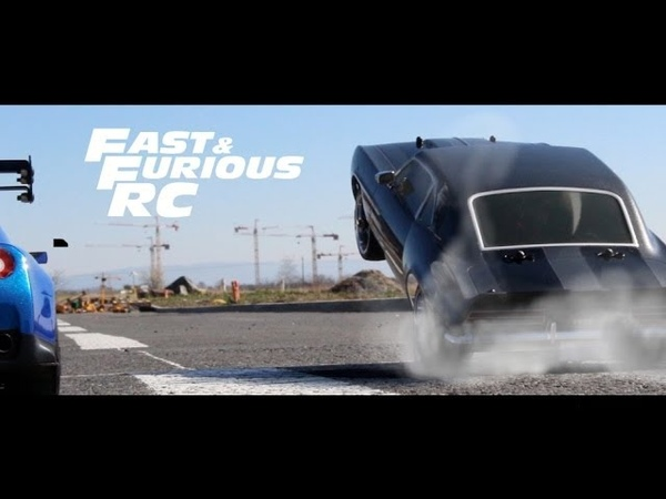 Fast Furious RC The Greatest Car Chase