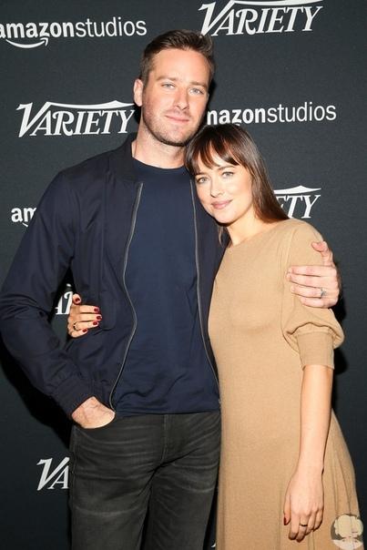 Арми Хаммер и Дакота Джонсон сыграют супругов в сиквеле фильма «Зови меня своим именем».