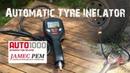 Jamec Pem Auto 1000 Automatic Tyre Inflator Review 2018 ALLOFFROAD 156