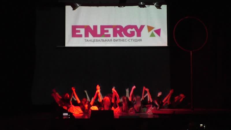 Группа по современным танцам (13) Номер «Искры пламени», хореограф Анастасия Скоркина