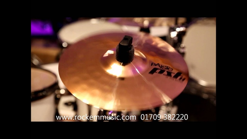 Paiste 10 PST8 Thin Splash Cymbal