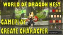 World of Dragon Nest Gameplay