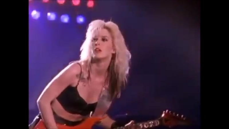 Crazy Lixx - Girls Of The 80s