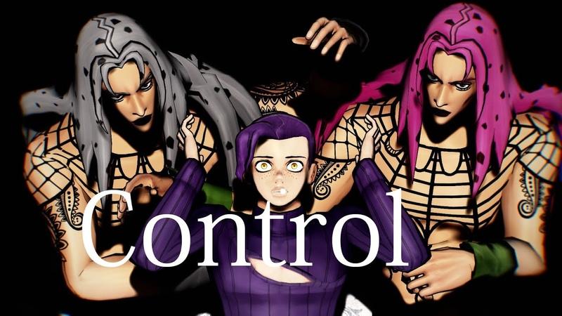 【JOJOs MMD】-ディアボロ12489ッピオ-Control-(Diavolo Doppio)