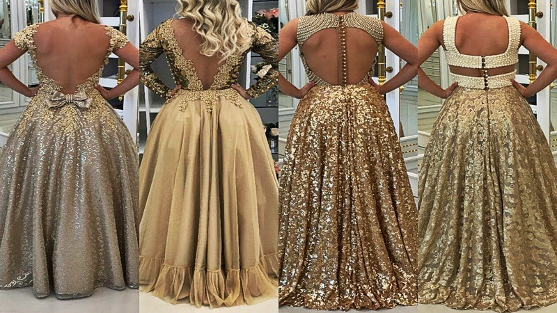 Amazing Prom And Wedding Dresses Compilation 2018