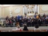 На репетиции В.А,Чернушенко 2 ч