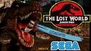 "Sega Мега - Обзор ""Jurassic park the lost of world """