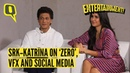 SRK and Katrina Get Candid About 'Zero', Stardom and Their Social Media Usage