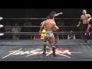 Takato Nakano, Akiyori Takizawa vs. Manabu Hara, Fuminori Abe (BASARA - Heaven Summit Itadaki 2018 Semi-Finals)