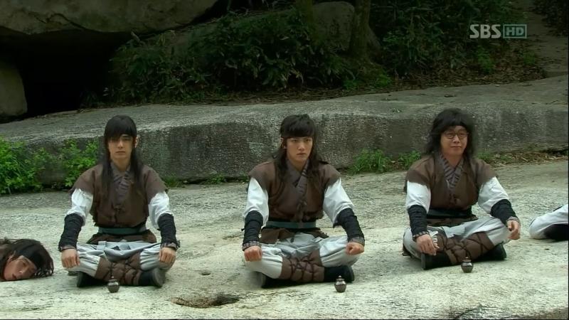 (Сокращенная версия) Воин Пэк Тон Су 4 серия
