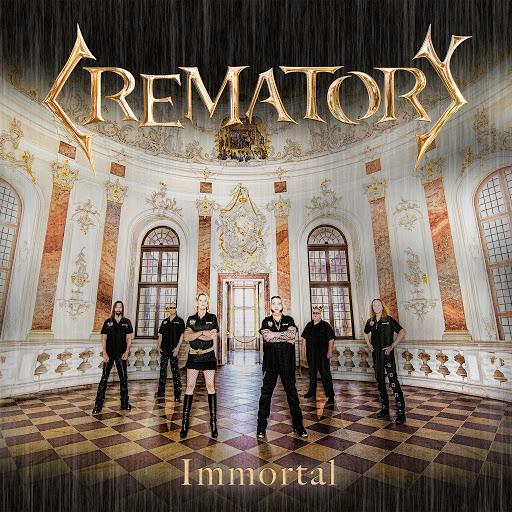 Crematory альбом Immortal