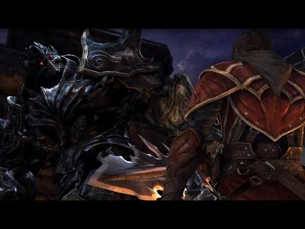 Castlevania Lords of Shadow Прохождение Часть 14 Тёмный рыцарь