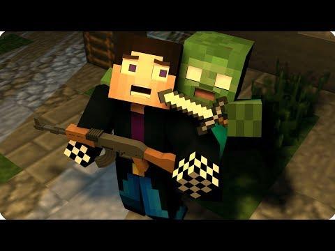 ПРОВАЛ ОПЕРАЦИИ! ПОБЕГ ИЗ ПЛЕНА! ДЕНЬ 8. ЗОМБИ АПОКАЛИПСИС В МАЙНКРАФТ! - (Minecraft - Сериал)