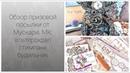 Нюша Сайфуллина: Обзор призовой посылки от Мускари. МК: стимпанк будильник