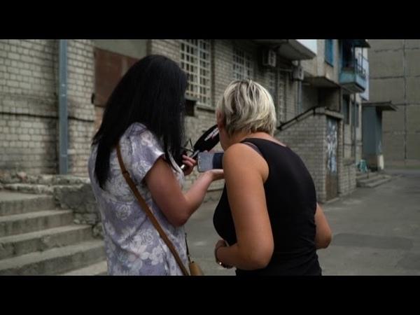 У Києві жінка, яка намагалася з'їсти кошеня, нібито займається жебракуванням