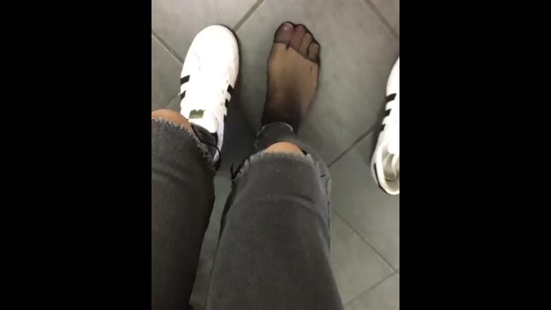 Капроновые носочки