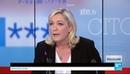 Marine Le Pen Il faut arrêter limmigration, et geler la construction de toute nouvelle mosquée