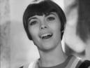 Mireille Mathieu in USSR Nous on s'aimera Мирей Матье на Голубом Огоньке 1967 г