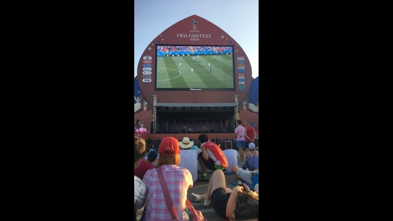 FIFA FAN FEST SOCHI