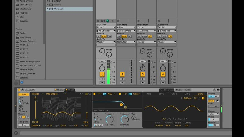 Sonic Academy - Ableton 10 First Look with Chymera