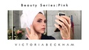 Victoria Beckham's Take on Pink | Make Up Tutorial