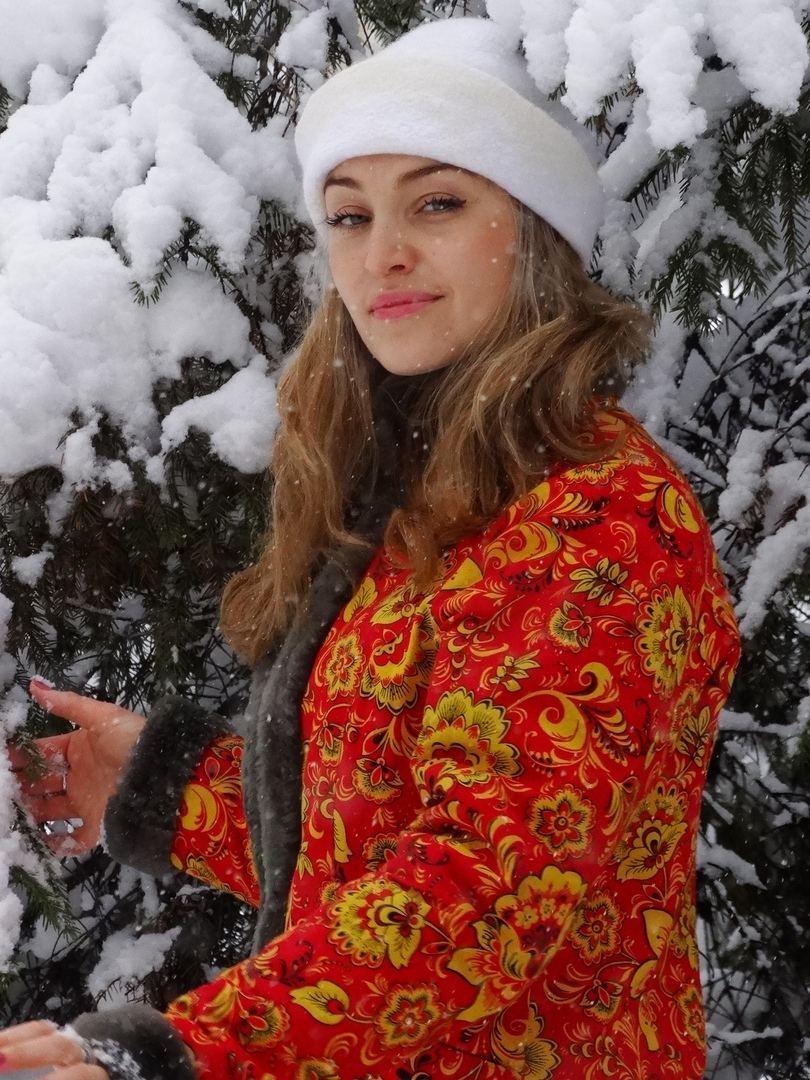 """Афиша Фотопроекты ШР """"Берегиня"""" / Уфа / зима 2018-19"""