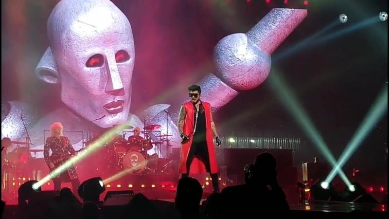 Queen Adam Lambert - Tear it Up 13.06.18 Cologne
