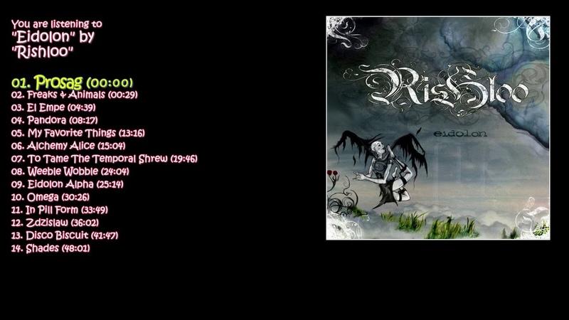 Rishloo - Eidolon (Full Album)