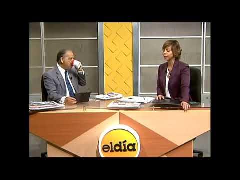 💹*Jueza Miriam Germán y el juez que la acusa || Huchi Lora y Amelia Deschamps💹