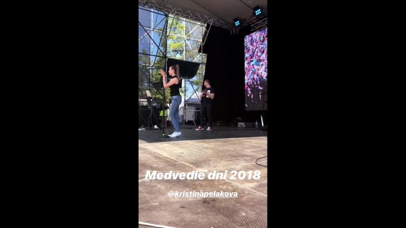 Kristína - V sieti ťa mám, 04.08.2018, Vysoké Tatry