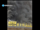 Пожар на Тугнуйском разрезе, 12.10.2018