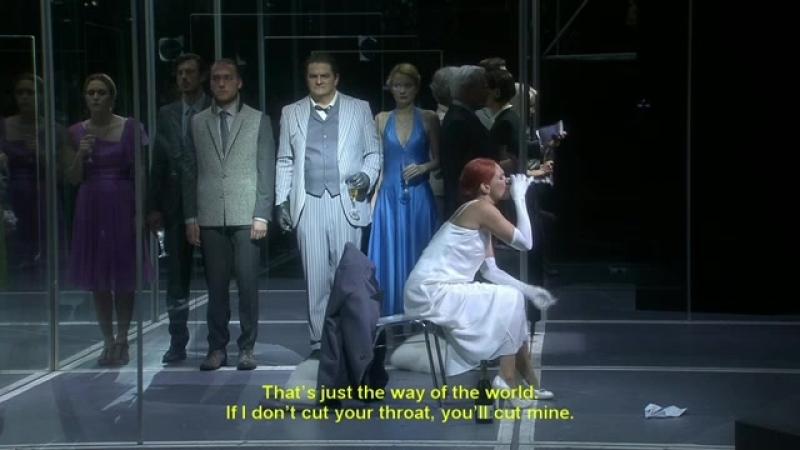 Альбан Берг - Лулу - Berg - Lulu - (Bayerische Staatsoper, 06.06.2015)