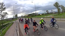 Велопарад 2019 в День России Боровск Клестовка