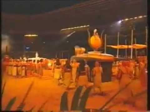 MARCO SPOTTI. AIDA 2001 STADE DE FRANCE PARTE II