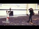 Vlog фотосъемка, бомж гена, танцы и спящие птички - Senya Miro