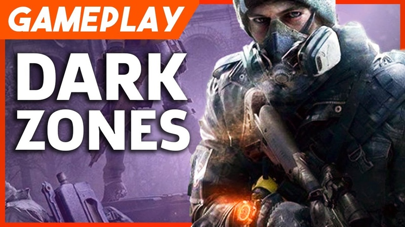 Hunting Agents In The Division 2's Dark Zones