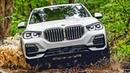 BMW X5 2019 На бездорожье
