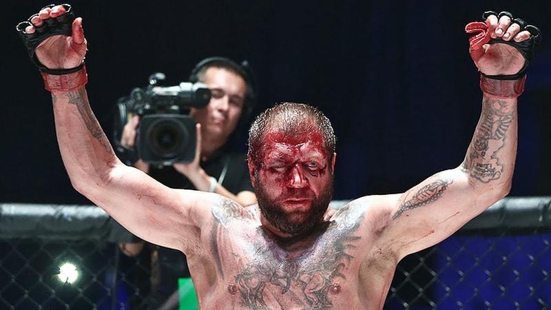 Александр Емельяненко vs Тони Джонсон / На грани нокаута