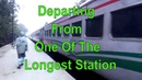 Top Longest Station of Bangladesh Exclusive Rupsha Express Train Departing From This Station