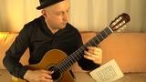 Etude - Lee Ritenour. Guitar music